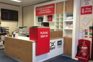 BBMV Crossrail Commercial Fitout and Design Service