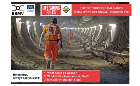 Crossrail Life Saving Rules 01
