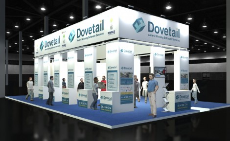 Dovetail Exhibition Stand 001