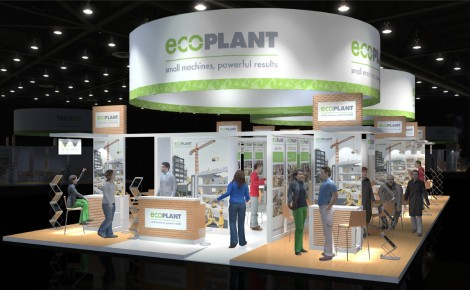 Ecoplant Exhibition Stand