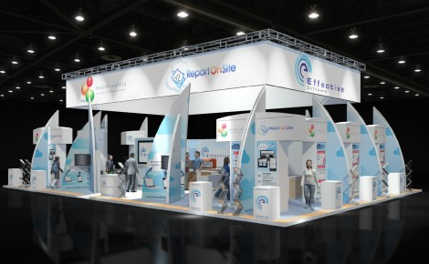 Effective Software Exhibition Stand Design for IOSH 2014