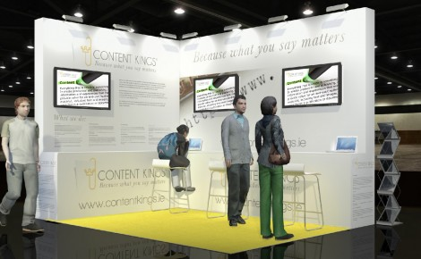 Content Kings Display 2014