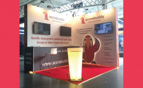 Scorebuddy Exhibition Display Stand 2014 001