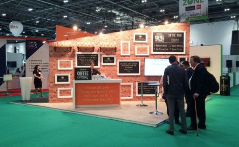 Award Winning Exhibition Stand at SHE 2015 001