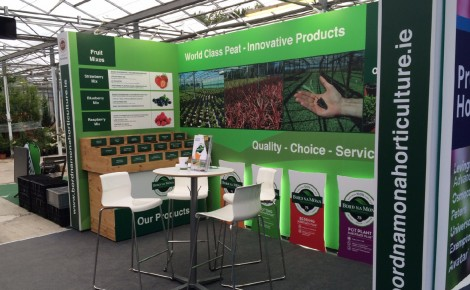 Bord na Móna at 4 Oaks Trade Show 001