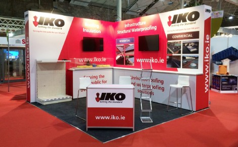 IKO at Architecture Expo 2015