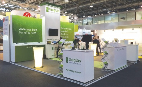 Taoglas at European Utility Week 001