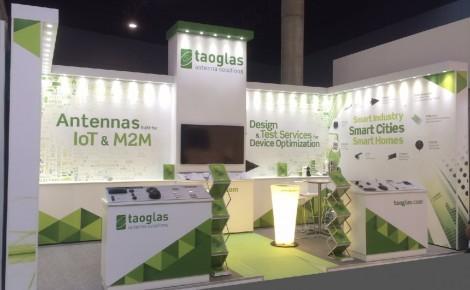 Taoglas at MWC 2016 Barcelona