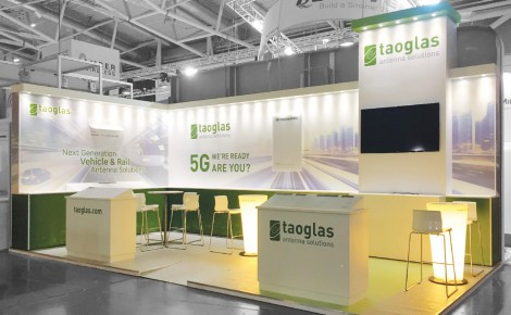 Taoglas at Electronica 2016, Messe Munich Work 01