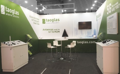 Taoglas at EUW 2016, Fira Gran Via Barcelona Work 01