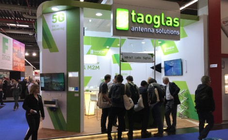 Taoglas at Embedded World Nuremberg 001