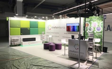 Chieftain Fabrics Heimtextil 2018 Frankfurt 001