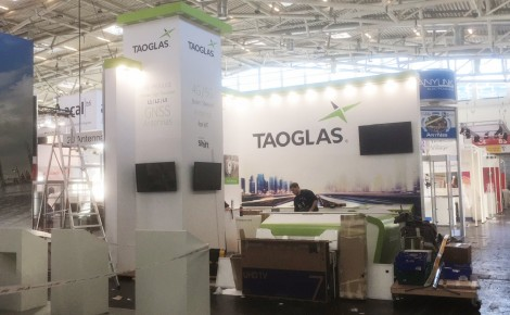 Taoglas at Electronica 2018 Work 001