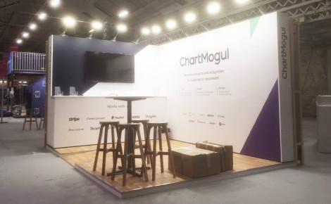 Chartmogul at SaaStock 2018 Work 001