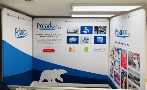 Polar Ice Portable Exhibition Solution 001