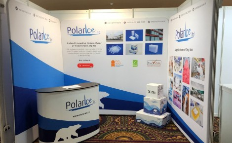 Polar Ice Zipper Wall Booth