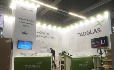 Taoglas at EW 2019 Work 01
