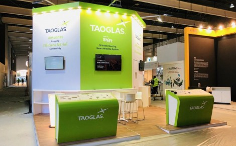 Taoglas at MWC 2019 Work 05