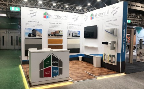 Elemental Cladding Architecture Expo 2019 Work 01