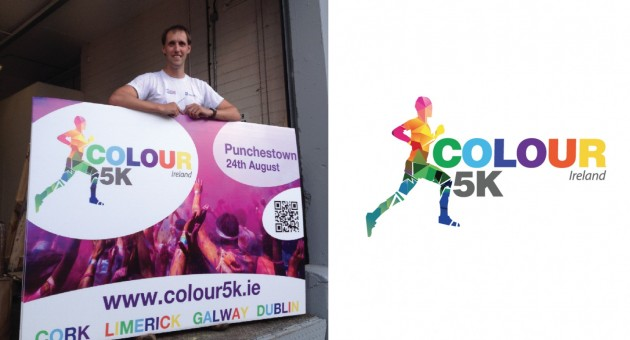 Colour 5k run