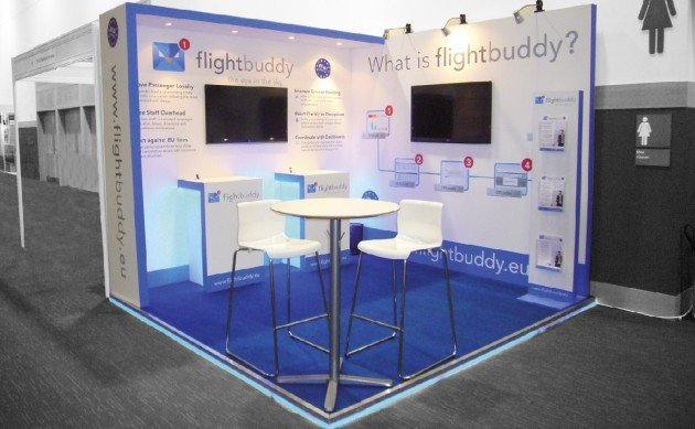 Flightbuddy at IATA 2013
