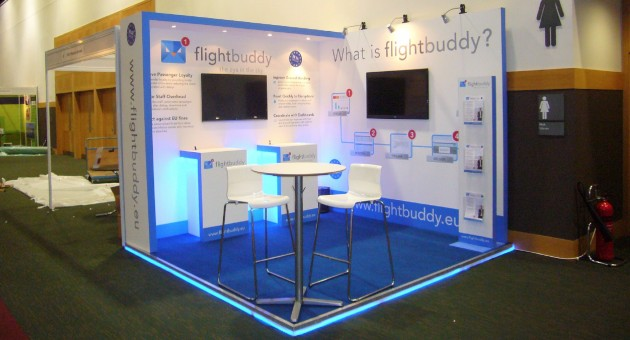 Flightbuddy at IATA 2013, CCD Dublin