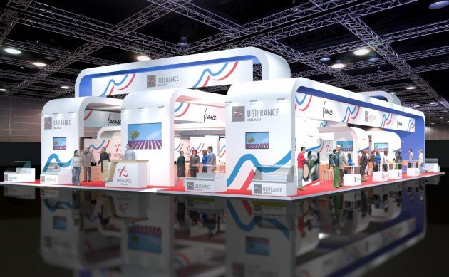 Exhibition Stand Design Northern Ireland : Buttonbox exhibition and display ltd award winning irish