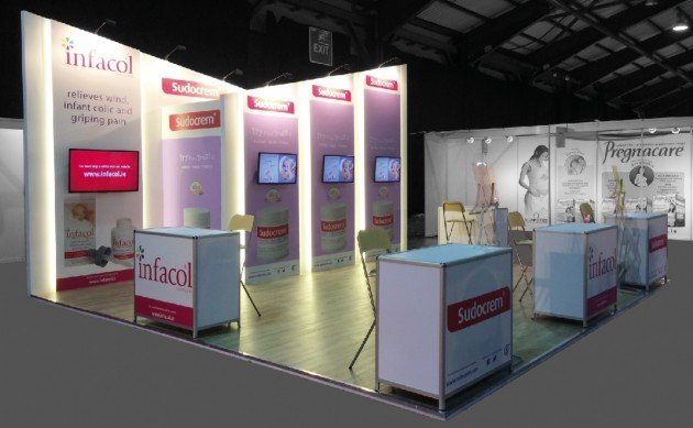 Exhibition Stand Design Dublin : Buttonbox exhibition and display ltd award winning irish