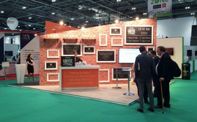 Effective Software at ExCel London 2014