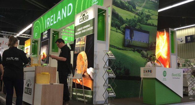 Bord Bia at BIOFACH 2015 News Section
