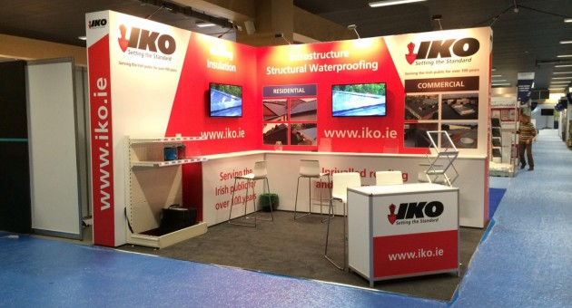 IKO at the Hardware Show 2015