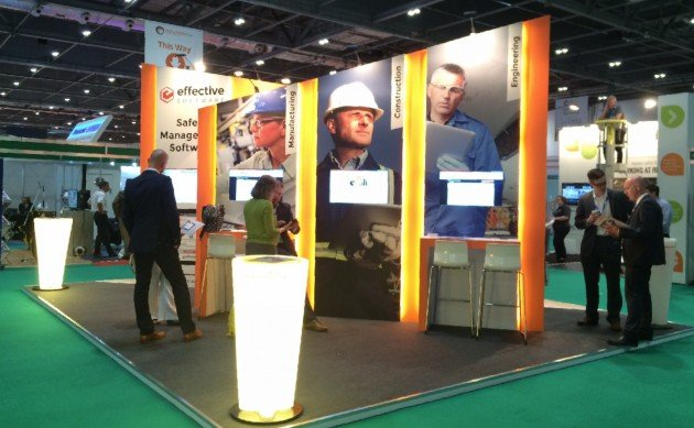 Award Winning Exhibition Stand at SHE 2015
