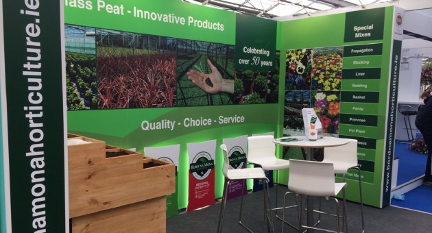 Bord na Móna at 4 Oaks Trade Show