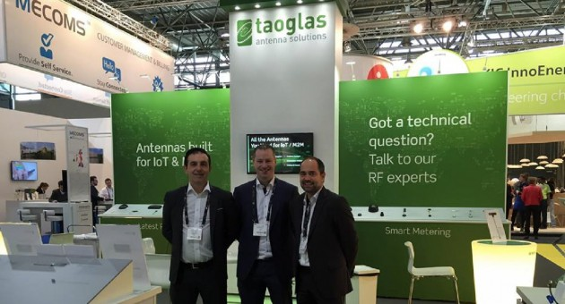 Taoglas at European Utility Week 2015