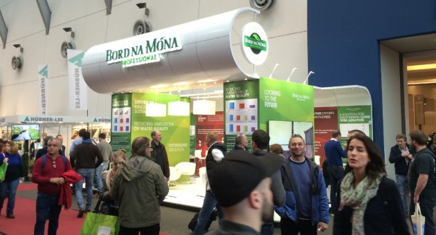 BordnaMona IPM Essen 2016 News