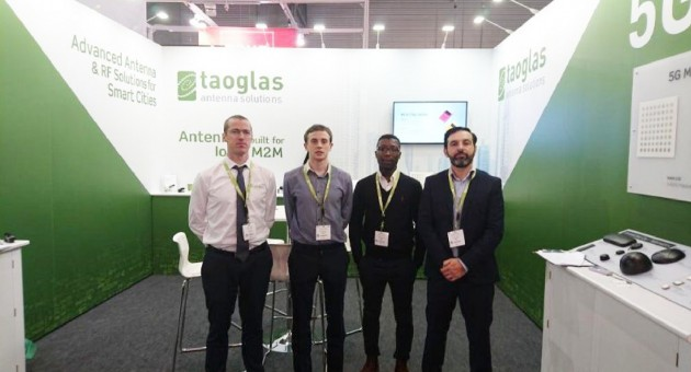 Taoglas at European Utility Week 2016, Fira Gran Via Barcelona