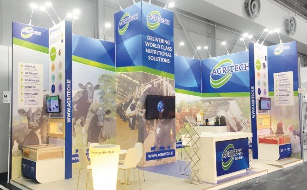 Agritech at Eurotier 2016, Hanover