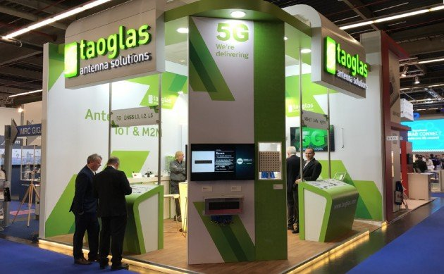 Taoglas at Mobile World Congress Barcelona