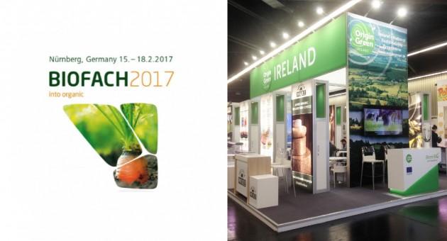 Bord Bia Biofach 2017 News