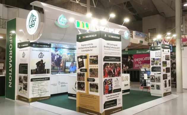 Horse Sport Ireland Dublin Horse Show 2017 Work