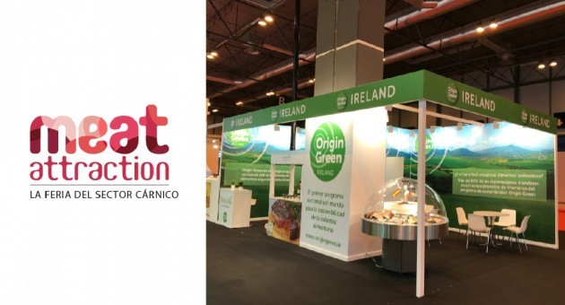 Bord Bia Meat Attraction 2017 News