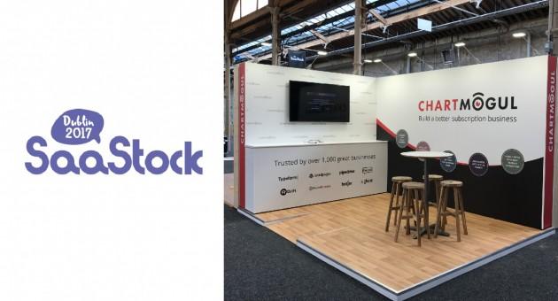 Chartmogul SaaStock 2017 RDS News