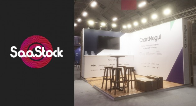 Chartmogul at SaaStock 2018 News 001
