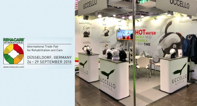 Uccello at Rehacare 2018 News 001