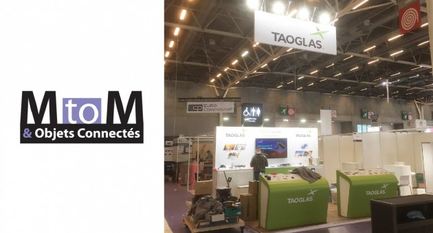 Taoglas at M to M Paris 2019