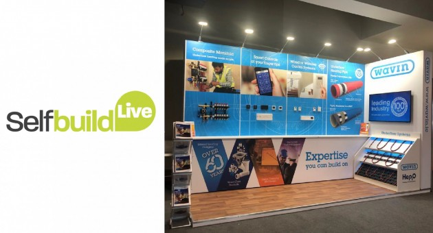 Wavin at Self Build Live 2019 News