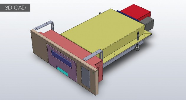SV 3D CAD